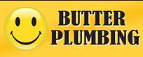 Butter Plumbing Logo